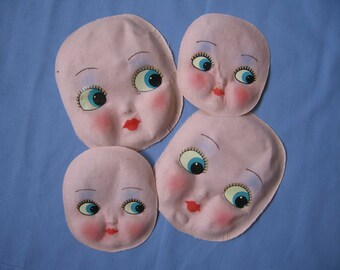 It is a picture of Impeccable Free Printable Doll Faces