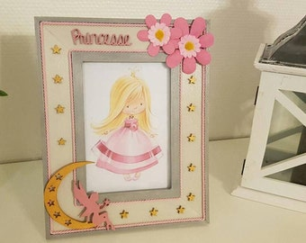 """Princess"" photo frame"