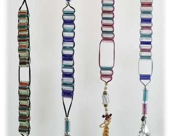 Cane Glass Hands-Free Rosaries