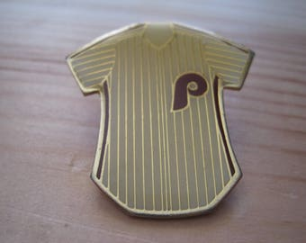 Vintage Philadelphia Phillies 1985 Jersey Collectable MLB Lapel/ Hat Pin