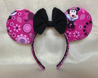 Pretty in Pink Ears