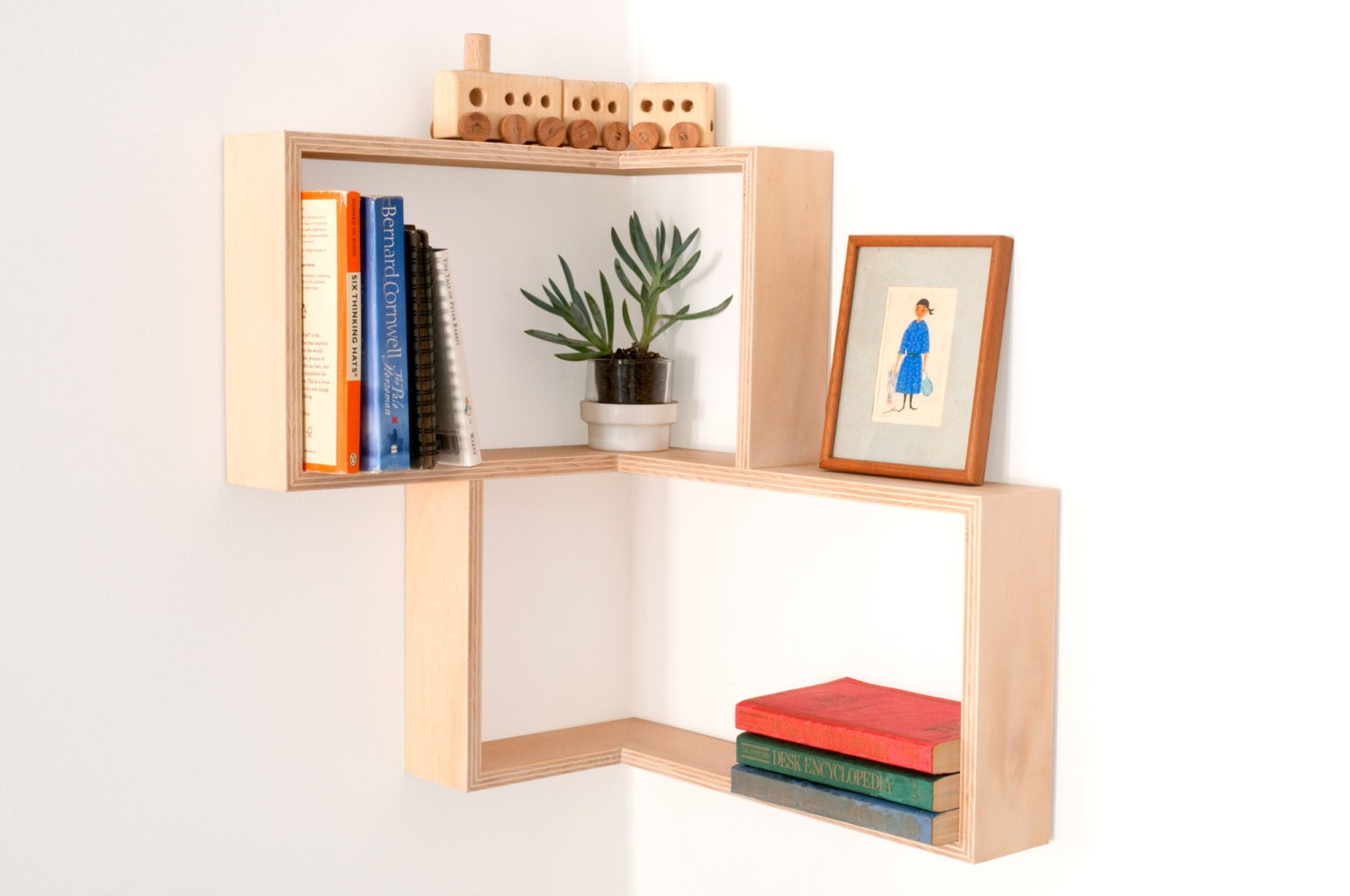 wood shelf modern concepts unit corner