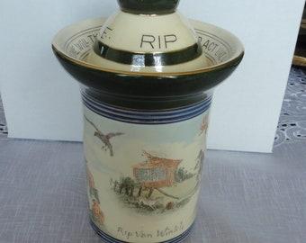 Vintage Royal Doulton Rip Van Winkle Tobacco Jar