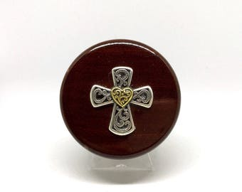 Celtic Cross Wine Stopper