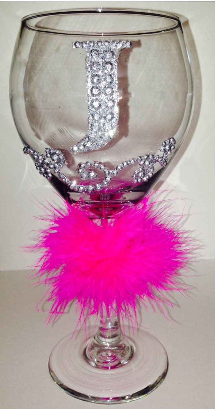 glasses painted glitter cups pink best images decorated on pinterest decorative wine hand decor