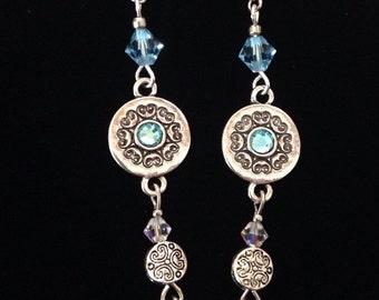 Threader Dangle Earrings