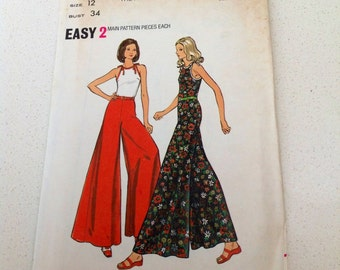 Pattern Butterick  The Fashion One