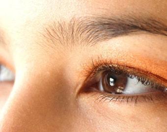 OCTOBER SKY Small Mineral Eye Shadow: Natural Vegan Makeup Color