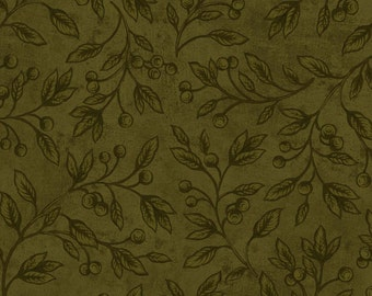 Civil war reproduction fabric by Jodi Barrows.