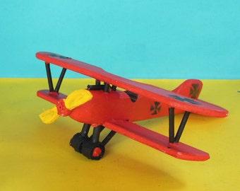 Albatros D.III Toy Airplane