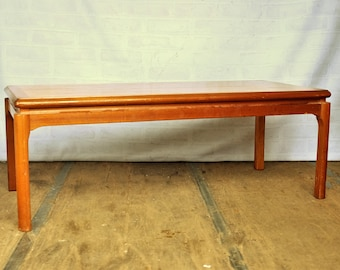 Teak table Etsy