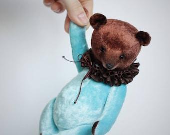 OOAK Tomas Collectible Teddy Bear 7 inches