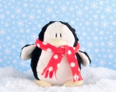 Paddy the Penguin PDF Sew...