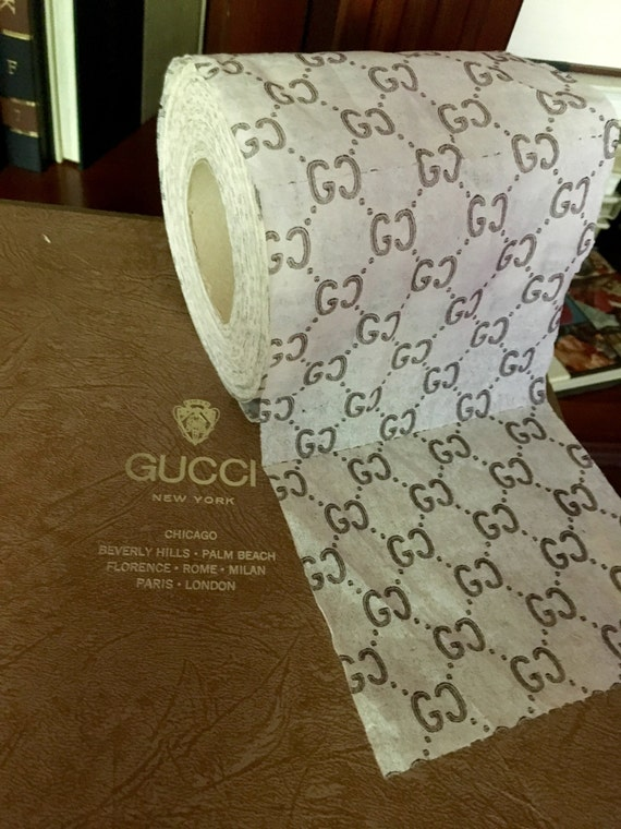 Gucci Toilet Paper roll