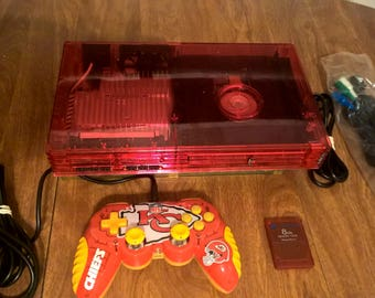The Real Ultimate modded PS2:NFL Kansas City Chiefs