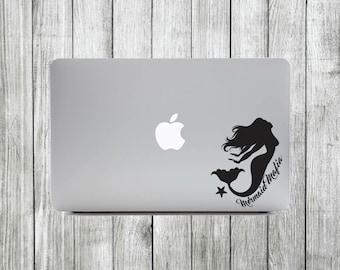 Mermaid Mafia Sticker