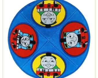 Children kippah yarmulke. Thomas the Tank Engine.