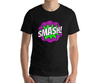SMASH! Pop Art Tee