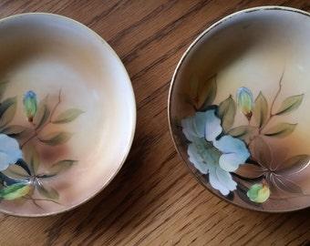 Vintage Nippon dishes