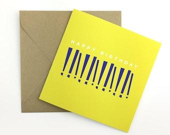 Happy Birthday (!!!!!!!) Card