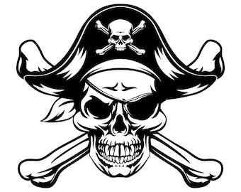 Skull and crossbones, Skull, Crossbones, Skull crossbones, Pirate, SVG,Graphics,Illustration,Vector,Logo,Digital,Clipart