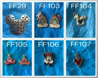 Special Mouse & Friends Charms