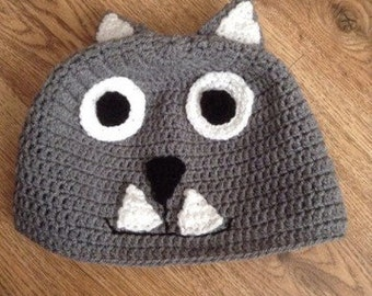 Monster Hat - Made To Order