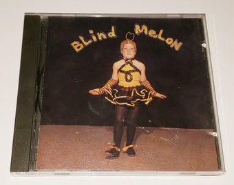 Vintage BLIND MELON Self-titled Compact Disc Nmnt