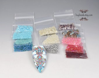Inspiration Kit #81, Polymer Clay, Beads, Crystals