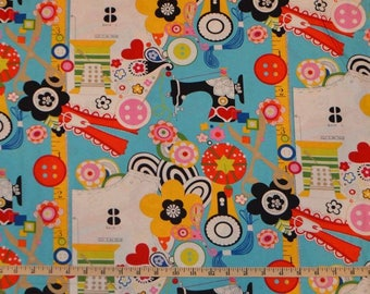 Alexander Henry. Sew Now! Sew Wow! - BTY - Choose your cut of fabric