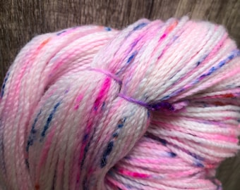Hand dyed sock yarn, merino/ nylon