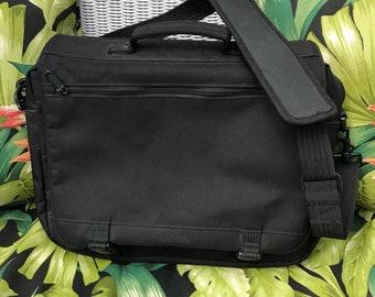 Vintage Laptop Carry Case