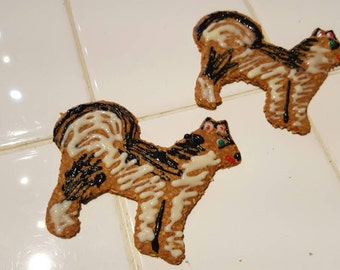 Frosted Giant Specific Breed Dog Treats - 6 pk