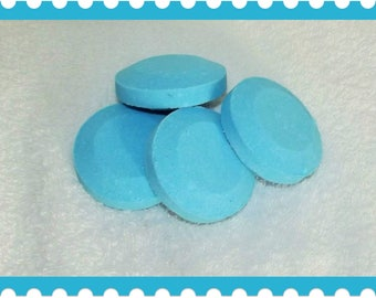 Sinus Bath Bomb, Sinus Bath Fizzy, Menthol Eucalyptus Bath Fizzies, Rosemary Menthol Bath Soak, Sinus Bath Soak