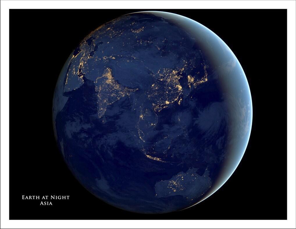 WORLD MAP Map Of The World Globe Asia Map Australia Map - World satellite earth map