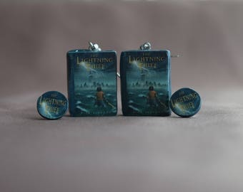 Percy Jackson and the Olympians: The Lightning Thief Earrings