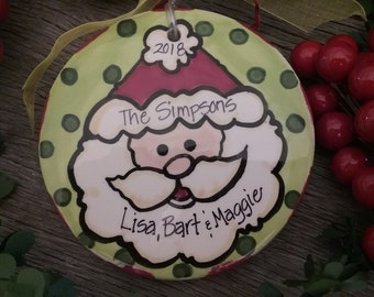 Christmas Personalized Ornament