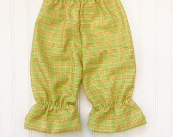 Pretty Plaid Pantaloons