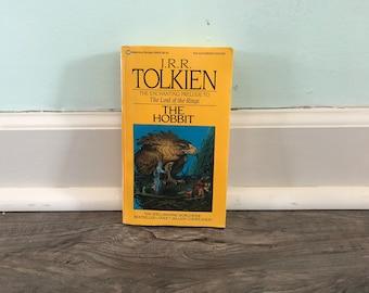 "J R R Tolkien ""The Hobbit"" paperback book"