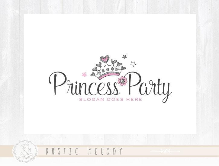 Princess Tiara Logo