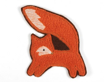 Patch Fox Freddi 10 x 7cm