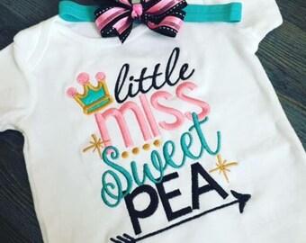 Little Miss Sweet Pea