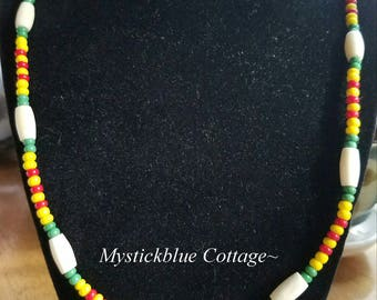 Vietnam Stretch Necklace 9-Sizes & Prices