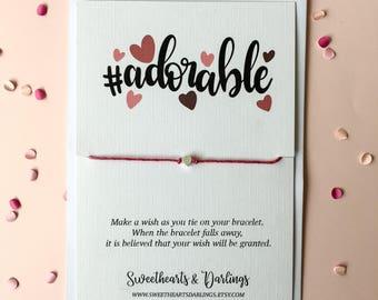 Adorable - Wish Bracelet