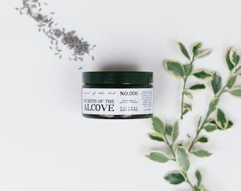The Secrets of the Alcove Body Cream: Black Amber and Parisian Lavender