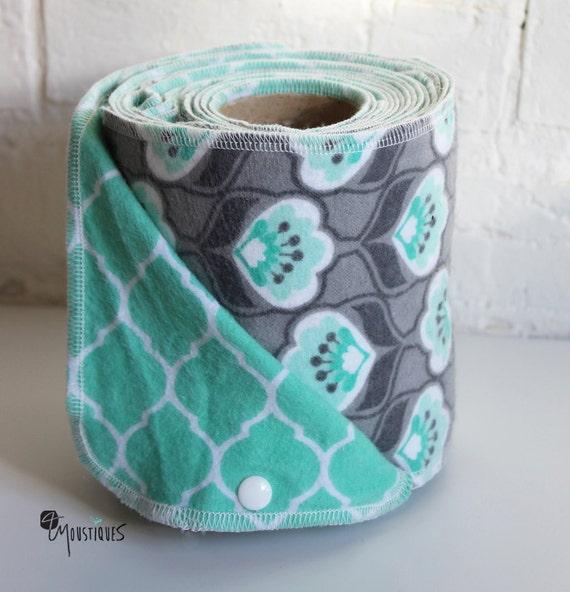reusable toilet paper roll