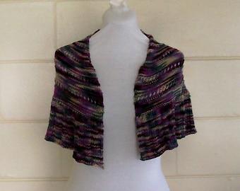 Multi Color Lacy Wrap