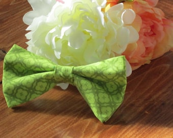 bow ties, fun bow tie, wedding bow tie, party bow tie, costume bow tie,bright bow tie, green  hair bow, lime hair bow,Timelesspeony