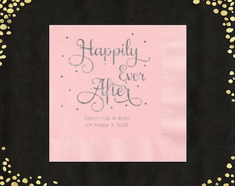 100+ Wedding Napkins Luncheon Napkins Beverage Napkins Cake Napkins Party Napkins Custom Personalized Napkins LOTS of COLORS!