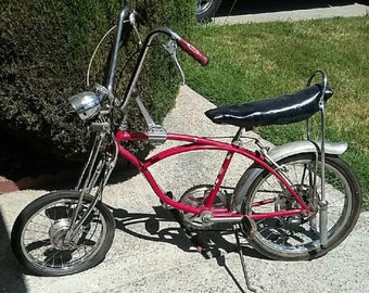 Schwinn Sting Ray apple bike